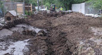 USA – Record Rainfall Causes Flash Floods in Flagstaff Burn Areas, Arizona