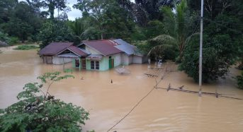 Indonesia – More Than 5,000 Families Displaced by Floods in West Kalimantan