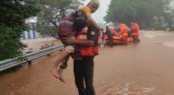 India – Massive Rescue Efforts Underway After Floods in Mumbai and Maharashtra