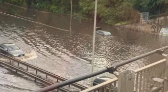Western Europe – Storms Cause Floods in Switzerland, Germany and UK