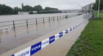 Belgium – Thousands Evacuate Floods as Death Toll Rises