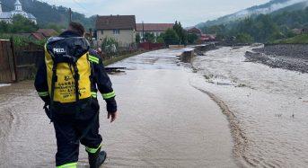Romania – Evacuations, 1 Dead After Heavy Rain Triggers Flash Floods