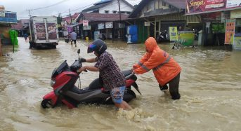 Indonesia – Over 70 Floods and Landslides Recorded in June 2021, Says Disaster Agency