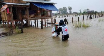 Myanmar – Thousands Displaced by Floods in 4 States