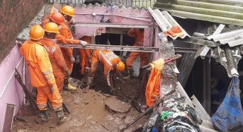 India – at Least 20 Killed in Mumbai Landslides and Floods