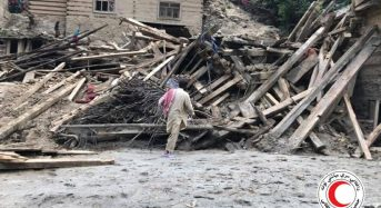 Afghanistan – Red Crescent Confirms 113 Flood Deaths in Nuristan Province