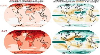 Water Cycle Is Intensifying as Climate Warms