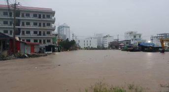 Cambodia – One Killed in Sihanoukville Flash Floods