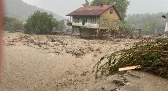 Turkey – 1 Missing After Severe Floods and Landslides Across the Black Sea Region