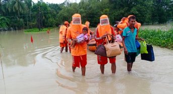 India – Over 250,000 People Affected Across 700 Villages as Floods Worsen in Assam