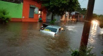 El Salvador – Heavy Rain and Flash Floods Affect 4 Departments