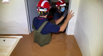 Spain – Homes Damaged, 4 People Rescued After Flash Floods in Valencia Region