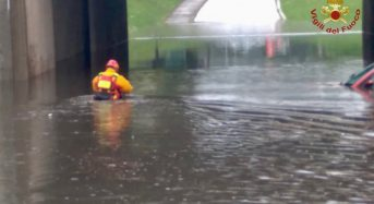 Italy – Evacuations After More Flooding in Areas Around Lake Como