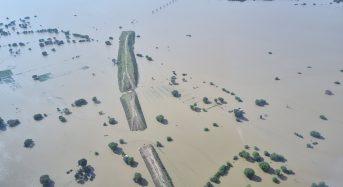 India – Hundreds of Villages Flooded in Uttar Pradesh, 9 People Dead