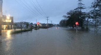 New Zealand – Evacuations After 90mm of Rain in 1 Hour Causes Floods in Auckland