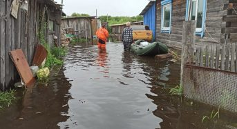 Russia – Far East Faces Another Wave of Floods as Rivers Rise Again