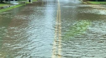 USA – Floods and Evacuations After Heavy Rain From Tropical Storm Henri