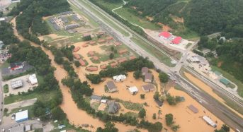 USA – 10 Dead, More Missing After Record Rainfall and Catastrophic Floods in Tennessee