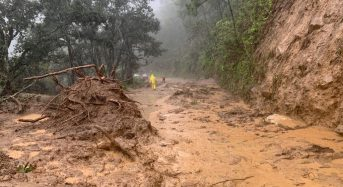 Mexico – 3 Injured in Floods and Landslides in Jalisco After Heavy Rain From Hurricane Nora