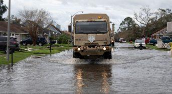 USA – Hundreds Rescued From Louisiana Floods After Hurricane Ida