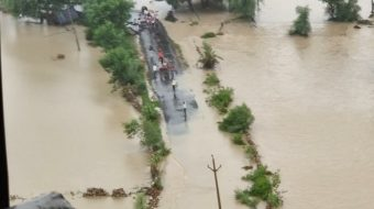 India – Thousands Stranded in Madhya Pradesh After Rivers Reach Record Highs