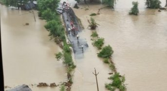 India – Madhya Pradesh Floods Death Toll Rises to 24
