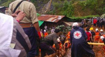 Myanmar – 11 Killed in Landslide in Mandalay Region