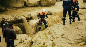Russia – Five Missing After Floods and Mudflows in Dagestan