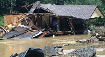 USA – 1 Person Missing, 20 Homes Destroyed After Remnants of Hurricane Ida Cause Floods in Virginia