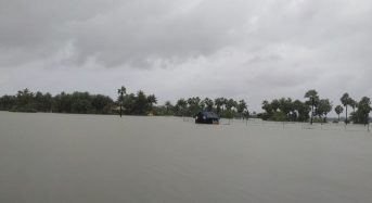 India – Flooding Affects Thousands in Odisha