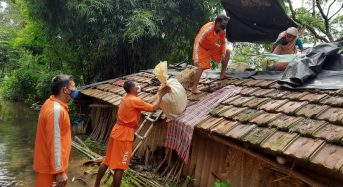 India – 10 Killed in West Bengal Floods
