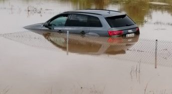 Spain – Flash Floods in Catalonia After 70mm of Rain in 30 Minutes
