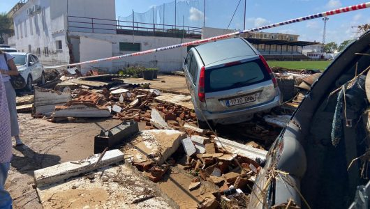 Spain – Flash Floods Wreak Havoc in Andalusia After 112mm of Rain in 1 Hour