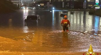 Italy – 10 Rescued From Floods Near Malpensa Airport