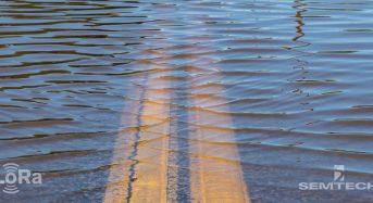 Predictive Maintenance: A Flood Sensor Network