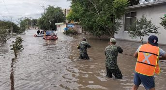 Mexico – Severe Floods Hit Querétaro for Second Time in 2 Weeks