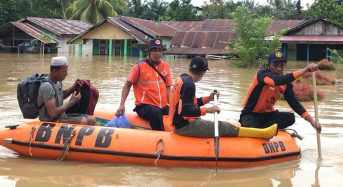 Indonesia – Floods and Landslides Leave 4 Dead in South Sulawesi