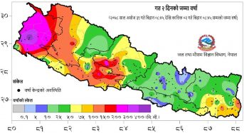 Nepal – Dozens of Lives Lost After Rain Heavy Rain Triggers Floods and Landslides